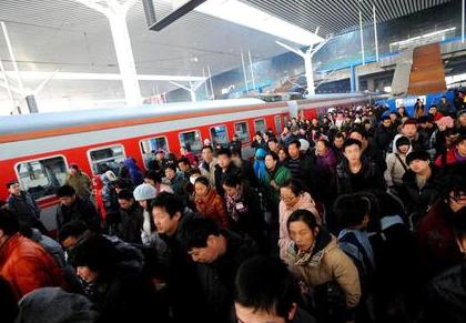 从数据统计看铁路客流预测方法