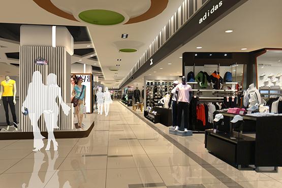 商场客流统计系统解决商场现状