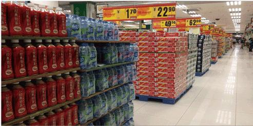 教你如何提高超市客流量的三大方法