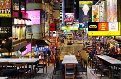 购物中心进店人流量计算