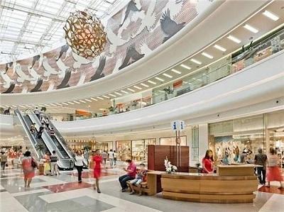 购物中心如何计算客流