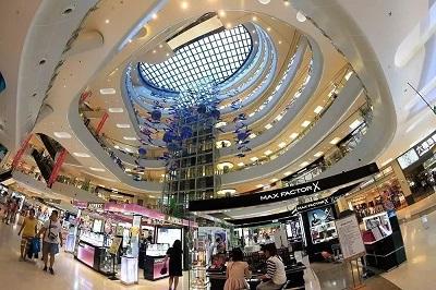 商场客流量用什么设备计算