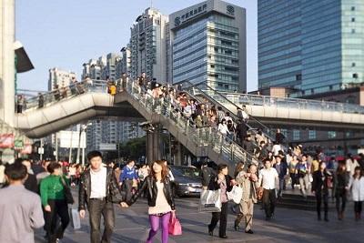 测商圈人流量的仪器、如何统计商业街客流量